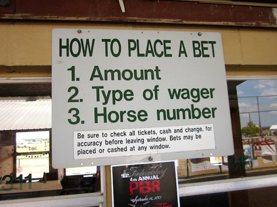 Betting Types